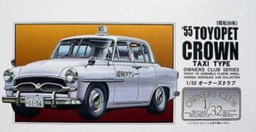 マイクロエース 1/32 オーナーズクラブNo.61 '55 クラウン タクシー