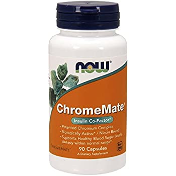 NOW ChromeMate,90 Veg Capsules