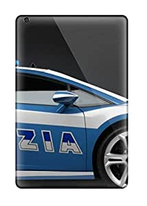 linJUN FENGNew Style Michael Volpe 2009 Lamborghini Police Car Wide Premium Tpu Cover Case For Ipad Mini/mini 2