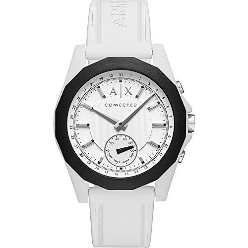 A/X Armani Exchange Active Smartwatch (White) by A|X Armani Exchange