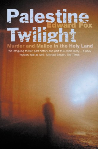 Palestine Twilight: The Murder of Dr Glock and the Archaeology of the Holy Land (Text Only) (Best Deals On Glocks)