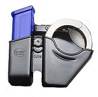 FobusBelt CU9GBH Handcuff / Magazine Combo - Glock / H&K 9/40