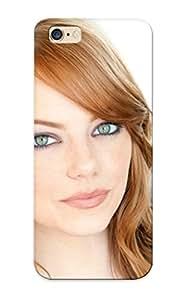 Design For Iphone 6 Plus Premium Tpu Case Cover Emma Stone Protective Case