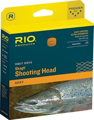 RIO Products Fly Line Max Short SHD 375gr, Teal/Orange