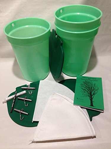 Premium Maple Syrup Kit Stainless product image