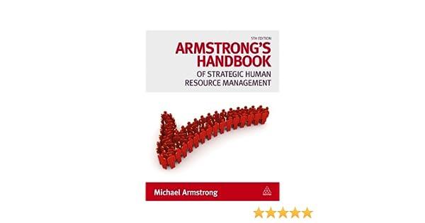Strategic Human Resource Management Michael Armstrong Pdf