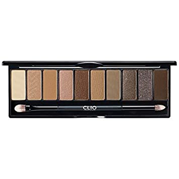 CLIO Pro Layering Eye Palette 0.04 Ounce 01 Originality