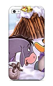 Defender Case With Nice Appearance (winnie The Pooh And Screensavers ) For Iphone 5c