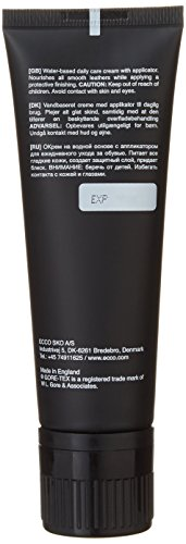 ECCO Smooth Leather Care Cream Shoe Polish, Transparent, One Size Regular US by ECCO (Image #2)