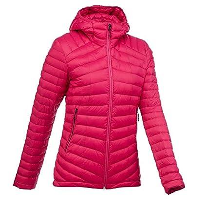 598b0e853fa Quechua Trek 500 Women's Mountain Trekking Down Jacket - Pink ...