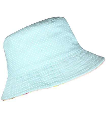 Light Blue Hat Bucket Hats for Toddlers Kids Beach Hats Toddler Boy Hat Caps (Bucket Hat Wholesale)