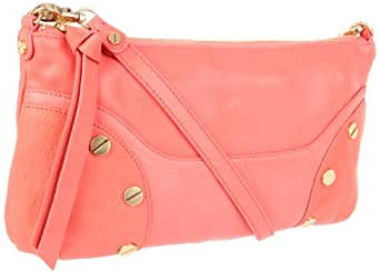 Foley + Corinna Women's FC Lady Clutch, Coral