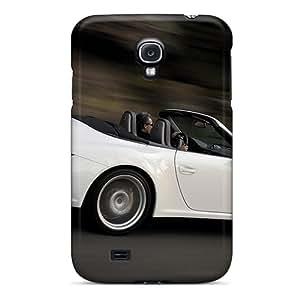 Premium Durable Porsche Carrera 4s Fashion Galaxy S4 Protective Cases Covers