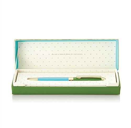 kate spade new york Ballpoint Pen - Turquoise