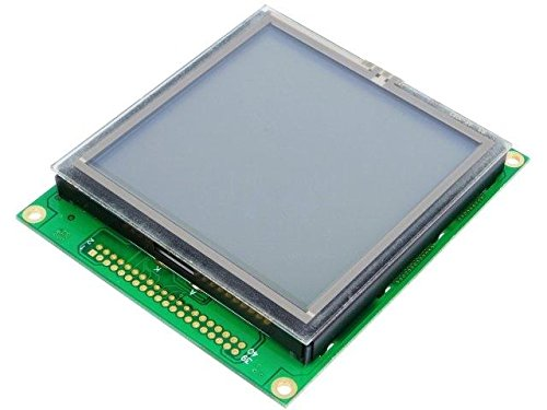 DEM128128BFGH-PWAT Display LCD graphical FSTN Positive 128x128 LED DISPLAY ELEKTRONIK