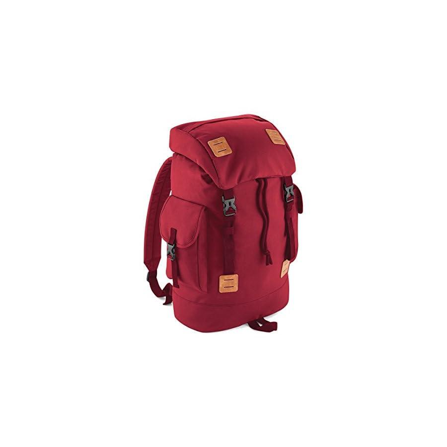 BagBase Urban Explorer 27 Litre Backpack Black, Red, Green or Navy