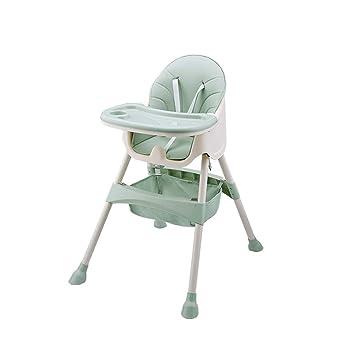 Incredible Duwx Baby High Chair Home Folding High Chair Toddler Lamtechconsult Wood Chair Design Ideas Lamtechconsultcom