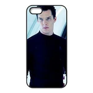 Benedict Cumberbatch iPhone 4 4s Cell Phone Case Black Decoration pjz003-3807859