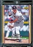 2007 Upper Deck First Edition Baseball Card #284 Jonathan Sanchez San Francisco Giants - Mint Condition - In Protective Display Case !