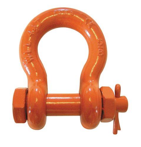 CM Shackle Anchor Bolt/Nut 3/4