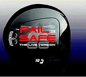 Amazon.com : #1 Distance + Accuracy GEEK GOLF FAIL SAFE 3 (FS3) World Long Drive Golf Driver