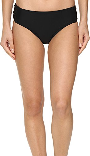 Next Women's Chopra Swimsuit Bikini Bottom, Good Karma Black, Extra Large