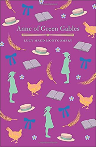 Book Anne of Green Gables
