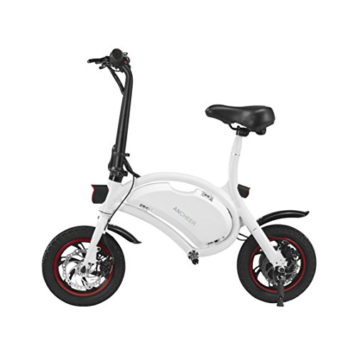 Ancheer Folding Electric Bicycle / E-Bike / Scooter Ebike with...