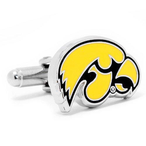 NCAA Iowa Hawkeyes Cufflinks