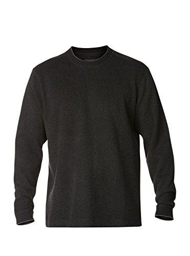 Sweater Mens Gunmetal (Quiksilver Waterman Men's Rock Lagoon 3 Men's Fleece Sweater, Gunmetal, XX-Large)