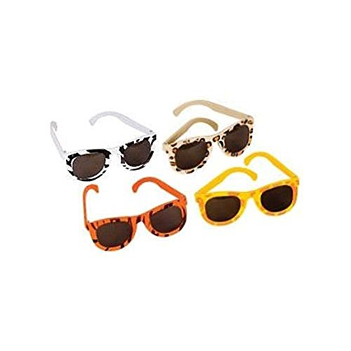 Childrens Safari Sunglasses - 12cnt. (1 - Sunglasses Kid Knockout