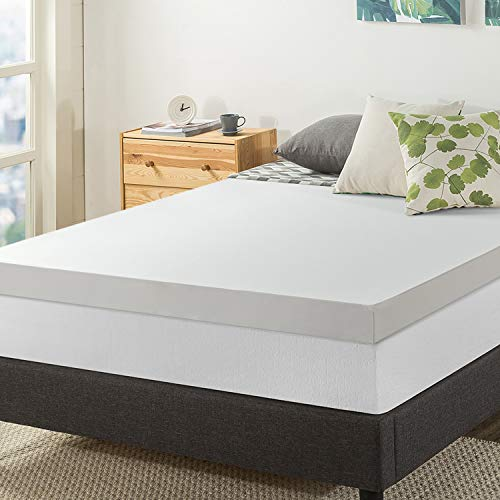 Best Price Mattress 4-Inch Memory Foam Mattress Topper ...
