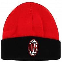 AC Milan Soccer Crest Bronx Hat