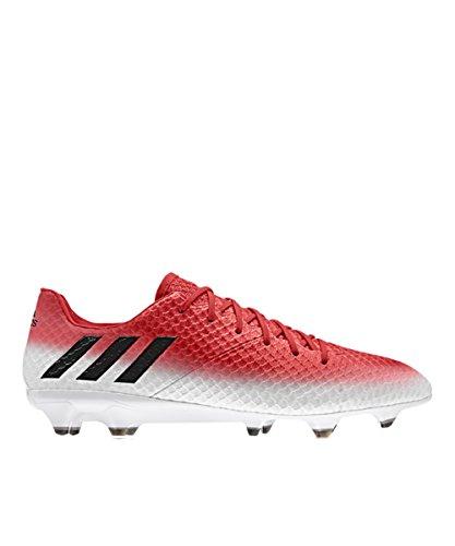 Adidas Menns Messi 16,1 Fg - (rød / Core Svart / Hvit)