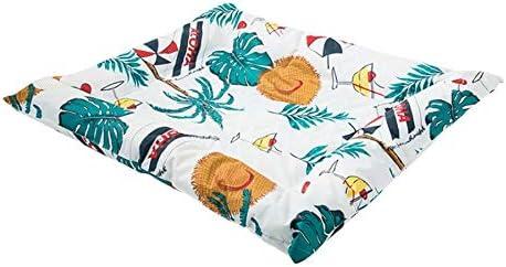 犬のマット快適な噛み付きマットアイスパッド夏の犬のベッドアイスパッドアイス巣、犬小屋のテディ小型犬ペットマット MSchunou (サイズ さいず : Xl xl)