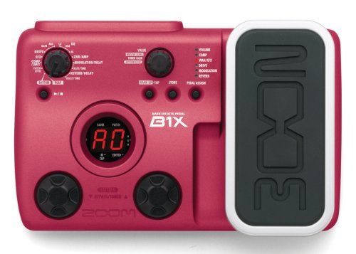 Zoom B1X Multi Effects Expression