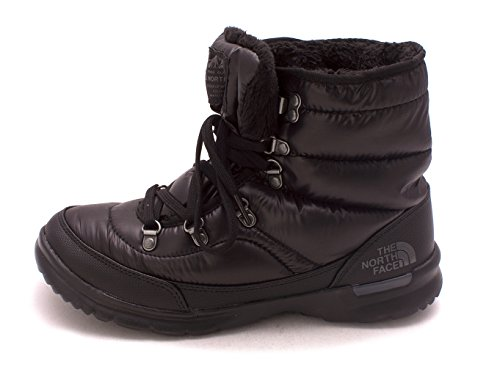 The North Face Damen W Thermoball Lace II Wanderschuhe Shtnfblk/irgtgy