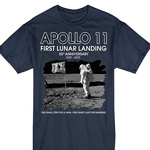Apollo 11 50th 1969 Space First Lunar Landing Customized T-Shirt/Long Sleeve/Sweatshirt/Hoodie/Tank Top