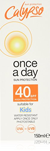 (Calypso Once A Day Sun Protection Lotion With Spf 40)