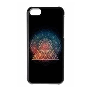 iPhone 5c Cell Phone Case Black elephant Y4R8J