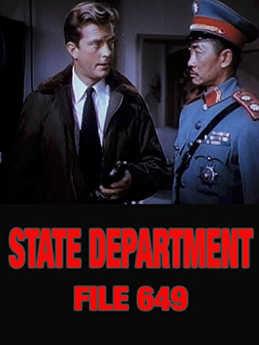 State Department File 649 on Amazon Prime Video UK