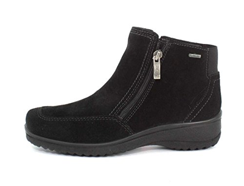 61 ara 1248547 Boots Black Women's qHxwHECg