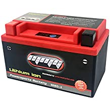 YTX14-BS Lithium Ion Factory Sealed Powersports Battery 12V 300CCA - ATV Honda TRX Series Fourtrax Rancher Foreman Rubicon (MMG4)