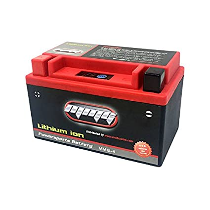 Lithium Ion Car Battery >> Ytz14s Z14s Lithium Ion Sealed Battery 12v 300cca Motorcycle Scooter Atv Mmg 4