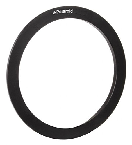 Polaroid 55mm Adapter Ring works for Polaroid & Cokin P Series Filter Holders