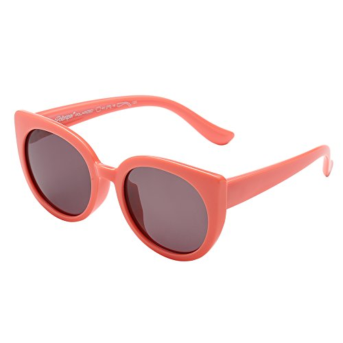 c734627f510 Polarspex Girls Elastic Cateye Kids Toddler Girls Polarized BPA Free  Sunglasses