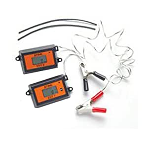 STIHL 5910 850 1008 Chain Saw RPM Tachometer EDT7