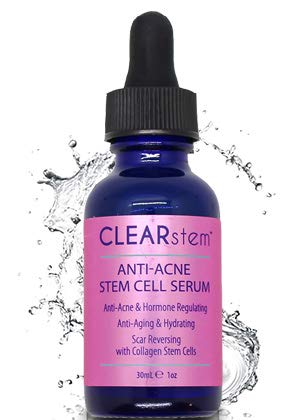 CLEARstem Anti-Aging Peptide & DNA Repair Serum - Collagen Stem Cell -...