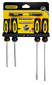 Stanley Stht0-60017 Screwdriver Set