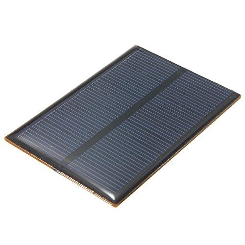 Bluelover 5.5 V 0.66 W 120Ma Mini Panel Solar Monocristalino Fotovoltaico